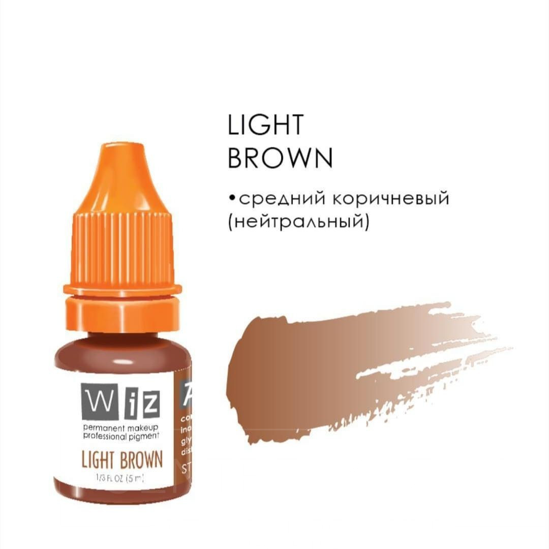 Light Brown  (strong)  | Wizart