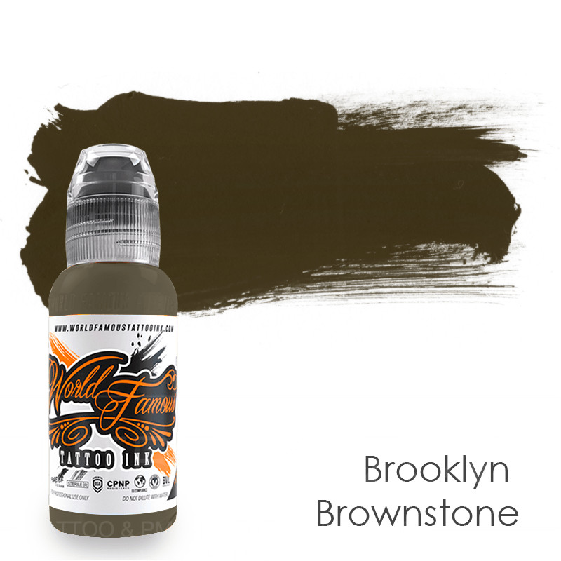Brooklyn Brownstone |  World Famous