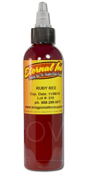 Eternal Ruby Red